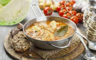 Как приготовить очень вкусный украинский капустняк?