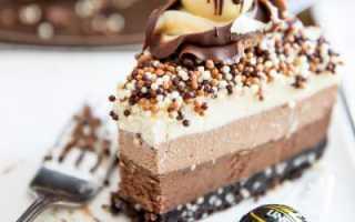 Обалденный торт без выпечки «Желейный»
