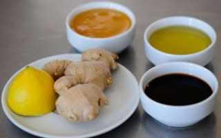 Имбирные соусы – самые вкусные рецепты приготовления