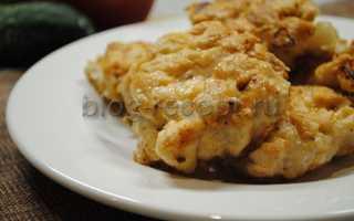 Котлеты рубленные из филе куриного, рецепт с фото