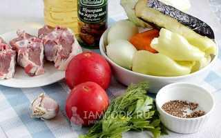 Дамлама по–узбекски — вкусный рецепт приготовления
