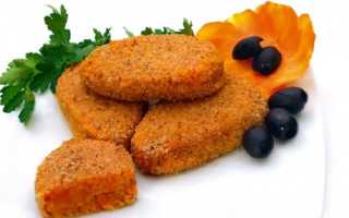 Морковные котлеты: самый вкусный рецепт с фото пошагово, как приготовить