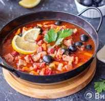 Солянка со свининой: варианты традиционного супа со свининой, капустой, грибами. Как готовить солянку с картофелем и рисом?