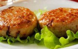Котлеты из говяжьего и куриного фарша рецепт