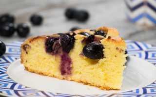Пирог с виноградом – 5 самых вкусных рецептов