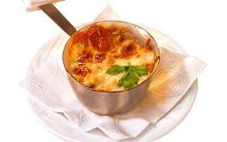 Жульен из шампиньонов классический рецепт: подготовка ингредиентов