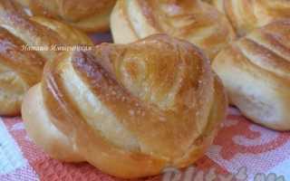 Булочки с сахаром: как приготовить и красиво завернуть сахарные булочки