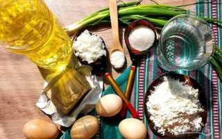Пирожки с рисом и яйцом — 7 рецептов в духовке и на сковороде
