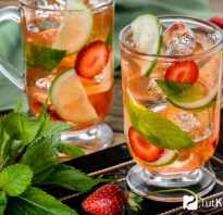 Холодный чай: рецепты для самостоятельного приготовления, описание готовых