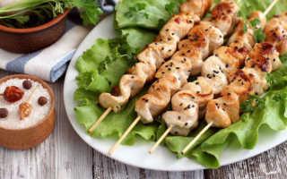 Шашлык из курицы — 5 самых вкусных маринадов, чтобы мясо было мягким