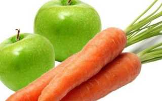 Салат из моркови и яблока – польза для похудения, как готовить простой, слоенный, французский