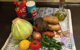 Борщ со свежей свеклой – обед будет ярким! Рецептуры разных борщей со свежей свеклой для аппетитного меню