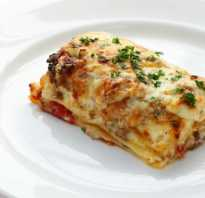 Ленивая лазанья: Италия у вас на кухне!