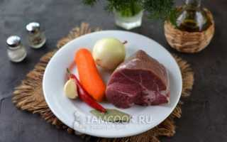 Тушеная говядина с луком и морковью — 5 вкусных рецептов приготовления