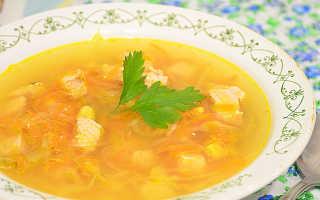 Суп с капустой – бюджетное и вкусное первое блюдо для всей семьи