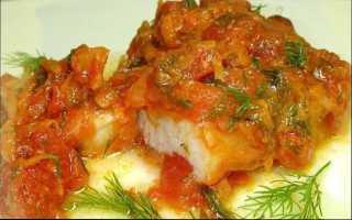Рыба под маринадом из моркови и лука – 6 рецептов приготовления в духовке и мультиварке