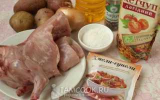 Кролик в горшочке с картошкой: простые рецепты. Как приготовить кролика в горшочке?