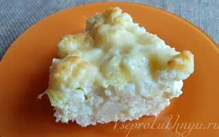 Цветная капуста запеченная с сыром – вкусные рецепты оригинальных угощений