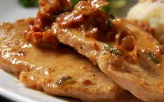 Эскалоп из свинины – настоящий вкус мяса! Лучшие рецепты эскалопов из свинины на гриле, в духовке и на сковородке