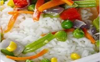 Рис в мультиварке — 11 рецептов приготовления рассыпчатого риса