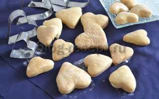 Как приготовить печенье из рассола (огуречного) — 5 пошаговых рецептов
