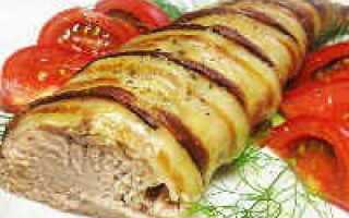 Свиная вырезка, запеченная в духовке: рецепты