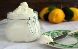 Сливочный сыр – 7 рецептов приготовления в домашних условиях