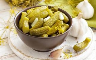 Маринованные огурцы — 9 рецептов на зиму