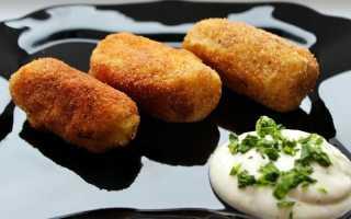 Картофельные котлеты – как приготовить пошагово в духовке или на сковороде по рецептам с фото