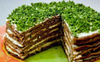 Печеночный торт: рецепты и секреты