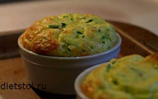 Суфле из кабачков для детей – лучшие рецепты