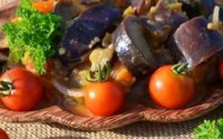 Соте из баклажанов – пошаговые рецепты приготовления с фото