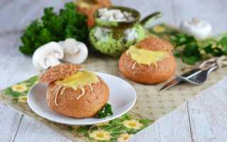 Жульен в булочках – как готовить тесто и начинку с грибами, курицей, морепродуктами