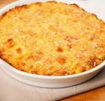 Картофельная бабка с фаршем в духовке: запеканка или пирог? Готовим сытную, простую и вкусную картофельную бабку с фаршем в духовке