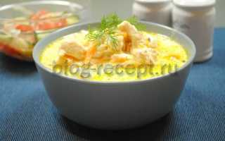 Рецепты подливы из куриного филе