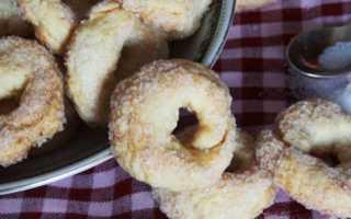 Печенье на пиве простой рецепт без маргарина