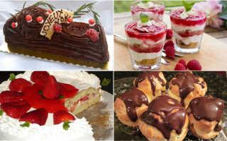 Вкусный десерт всех времен и народов по облегченной версии – без сливок