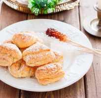 Творожное печенье «Треугольники» (гусиные лапки). Лучшие рецепты в домашних условиях