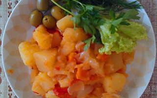Рагу из кабачков – быстро и вкусно!