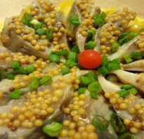 Селедка в горчичном соусе — пикантный вкус привычного блюда