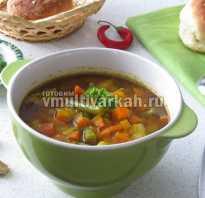 Овощной суп в мультиварке. Как приготовить овощной суп в мультиварке: пошаговые рецепты. Рецепты полезных, вкусных, витаминных овощных супов в мультиварке