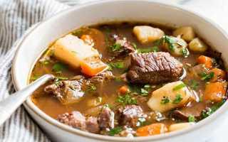 Хашлама из баранины — 6 вкусных рецептов приготовления