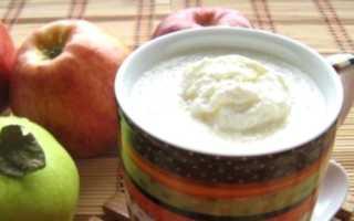 Молочный кисель — рецепт забытого десерта