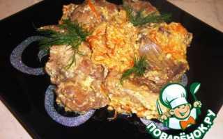 Тушеный кролик в сметане: пошаговые рецепты приготовления в духовке