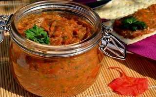 Икра из баклажанов в домашних условиях: фото, пошаговые рецепты приготовления баклажанной икры