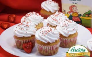 Ванильный кекс: лучшие рецепты