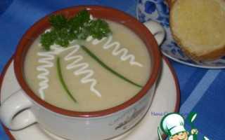 Французский суп «Вишисуаз»