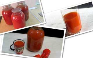 Томатный сок на зиму в домашних условиях. Очень вкусные рецепты томатного сока