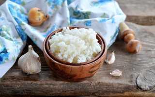Как приготовить рассыпчатый рис в микроволновке