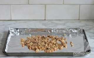 Ореховый кекс: пошаговый рецепт с фото самый вкусный